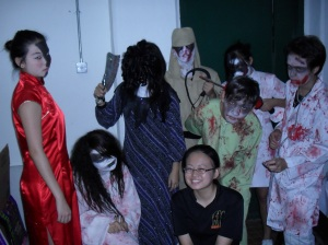 Spooky peeps with me!