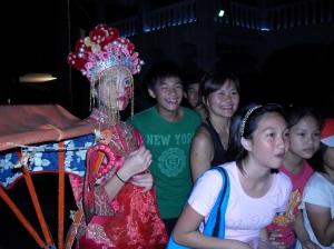 CHINESE BRIDE!