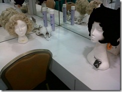 monroe and boop's wigs