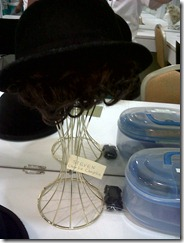 chaplin's hat and wig
