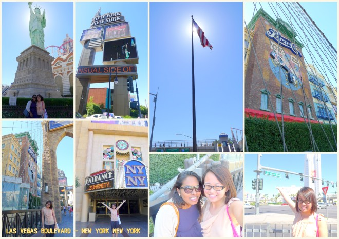 Las Vegas Boulevard - New York New York