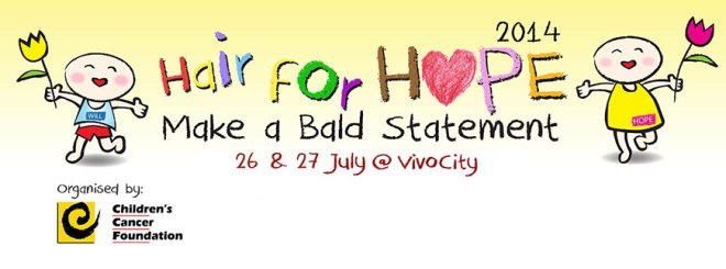 Hair for Hope 2014